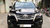 Bán Toyota Fortuner 2.4G, sản xuất 2017, màu đen, nhập khẩu nguyên chiếc
