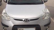 Cần bán lại xe Hyundai i10 1.1 MT sản xuất 2009, màu bạc, xe nhập chính chủ giá cạnh tranh