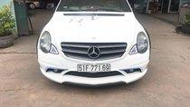 Cần bán Mercedes R350 V6 4X4 đời 2005, màu trắng, nhập khẩu, xe nhà đi rất kĩ