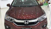 Honda Ôtô Long An bán Honda City Top 2018, màu đỏ