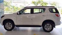 Bán ô tô Chevrolet Trailblazer 7 chỗ, nhập khẩu Thái Lan 2019, màu trắng