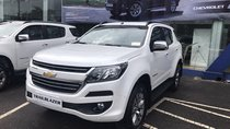 Bán Thái Chevrolet Trailblazer nhập Thái, hỗ trợ vay 90%, KM 30tr tiền mặt
