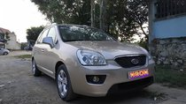 Cần bán Kia Carens EX 2.0 sản xuất năm 2015, màu vàng, số sàn
