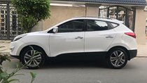 Cần bán lại xe Hyundai Tucson 2.4 AT Limited năm sản xuất 2014, màu trắng, nhập khẩu