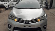Bán Toyota Altis 1.8 G 2015 màu bạc, biển thành phố