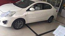 Bán xe Mitsubishi Attrage 1.2 CVT sản xuất năm 2018, màu trắng, xe nhập