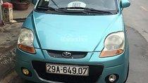 Bán Daewoo Matiz SE sản xuất năm 2009, màu xanh lam, nhập khẩu