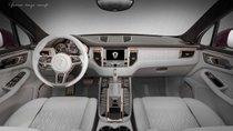 Porsche Macan nội thất vàng đồng ''tông xoẹt tông'' cho dân chơi Iphone