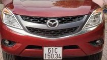 Bán xe Mazda BT 50 đời 2016, màu đỏ số tự động