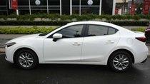 Bán Mazda 3 1.5AT năm sản xuất 2018, màu trắng như mới