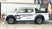 Bán xe Chevrolet Colorado 2.5L 4x4 AT LTZ đời 2018, màu trắng, nhập khẩu