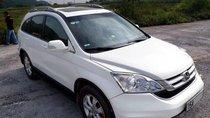 Bán Honda CR V 2011, màu trắng, nhập khẩu nguyên chiếc