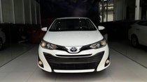 Bán xe Toyota Vios 1.5G đời 2018, màu trắng, 591tr