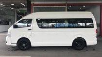 Bán Toyota Hiace 2018, màu trắng, nhập khẩu Thái Lan