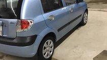 Bán xe Hyundai Getz sản xuất 2010, màu xanh lam, xe nhập, giá 255tr
