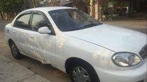 Bán xe cũ Daewoo Lanos đời 2001, màu trắng, nhập khẩu