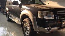 Cần bán lại xe Ford Everest 2.5L 4x2 MT sản xuất 2008, màu đen số sàn