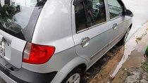 Cần bán Hyundai Getz 1.1 MT đời 2009, màu bạc, nhập khẩu