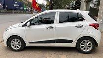 Bán Hyundai Grand i10 1.2 AT 2017, màu trắng, nhập khẩu, chính chủ