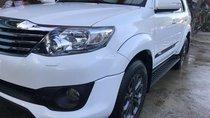 Cần bán xe Toyota Fortuner sản xuất 2014, màu trắng