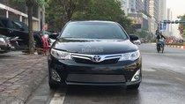 Bán xe Toyota Camry 2.5 XLE model 2014, ĐKLD 12/2014, màu đen, xe nhập