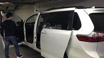 Bán Toyota Sienna Limited 3.5 sản xuất 2015, màu trắng, nhập khẩu
