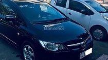 Cần bán xe Honda Civic 1.8 AT sản xuất năm 2007, màu đen, 335tr
