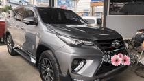 Cần bán Toyota Fortuner sản xuất 2017 màu bạc, giá chỉ 1 tỷ 256 triệu, nhập khẩu