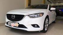 Bán xe Mazda 6 2.5 AT đời 2014, màu trắng