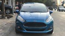 Cần bán Ford Fiesta Titanium 1.5AT năm sản xuất 2014, màu xanh lam, giá chỉ 405 triệu