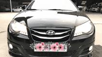 Bán Hyundai Avante sản xuất 2013 màu đen, giá chỉ 378 triệu