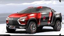 Chiêm ngưỡng thiết kế xe bán tải Mitsubishi thế hệ mới