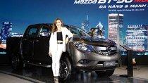 Giá xe Mazda BT 50 2019 mới nhất tháng 5/2019