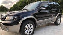 Bán Ford Escape AT 4x4 2008, màu đen