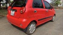 Gia đình bán xe Chevrolet Spark 2015, màu đỏ
