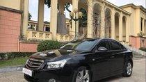 Cần bán xe Daewoo Lacetti Premium CDX 1.8 năm 2010, màu đen, nhập khẩu, số tự động
