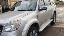 Bán Ford Everest sản xuất 2010, màu bạc, xe gia đình, giá 455tr