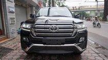 Cần bán gấp Toyota Land Cruiser VX.R 4.6 AT đời 2017, màu đen, nhập khẩu nguyên chiếc