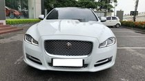 Cần bán gấp Jaguar XJL đời 2016, màu trắng, nhập khẩu nguyên chiếc