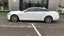 Cần bán Jaguar XJL 3.0L đời 2016, màu trắng, nhập khẩu nguyên chiếc số tự động