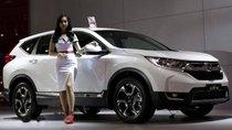 Bán xe Honda CR V model 2019, màu trắng, nhập khẩu