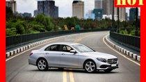 Bán xe Mercedes E250 bạc 2017 như mới, giá rẻ chính hãng, đủ màu lựa chọn giao ngay