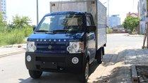 Bán xe Dongben 810kg thùng kín đời 2018, màu xanh lam, 177tr