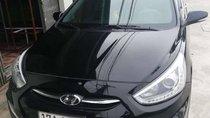 Cần bán lại xe Hyundai Accent đời 2016, màu đen giá cạnh tranh