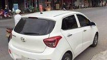 Cần bán gấp Hyundai Grand i10 sản xuất năm 2017, màu trắng, nhập khẩu nguyên chiếc