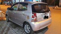 Cần bán lại xe Kia Morning đời 2009, màu bạc chính chủ, giá 220tr