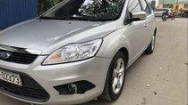 Bán Ford Focus 1.8AT sản xuất 2011, màu bạc rất sang trọng, số tự động, mới chạy 3v8, còn mới 90%