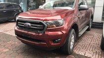 Cần bán Ford Ranger sản xuất năm 2018, màu đỏ, xe nhập, giá tốt