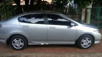 Cần bán lại xe Honda City sản xuất 2014, màu bạc