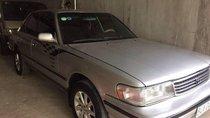 Cần bán lại xe Toyota Cressida MT 1994, màu bạc, nhập khẩu, nội thất nỉ zin